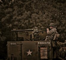 Covering Fire by Studio601