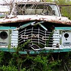 Old GMC Truck by WildestArt