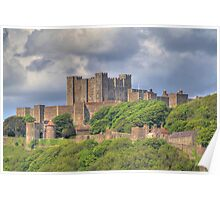 Dover Castle (English Heritage) Poster