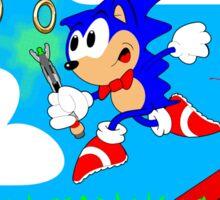 Sonic Screwdriver Sticker
