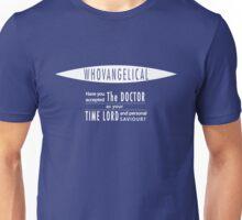 Whovangelical Unisex T-Shirt