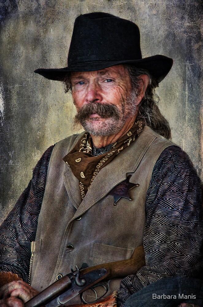 Wild West Cowboy by Barbara Manis