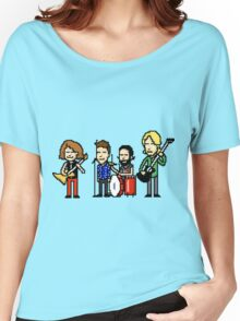 The Killers - 16 bits Women's Relaxed Fit T-Shirt