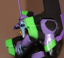 Neon Model Evangelion by Durandal7