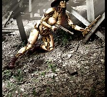 Steampunk Photography 001 by Ian Sokoliwski