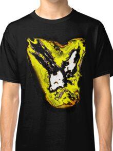 Black and yellow phoenix bird thing Classic T-Shirt