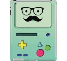 Beemo Mustache - Adventure Time iPad Case/Skin