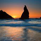 Bandon Sunset by DawsonImages