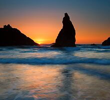 Bandon Sunset by DawsonImages