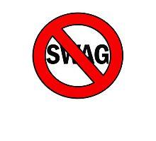 Anti-Swag Photographic Print