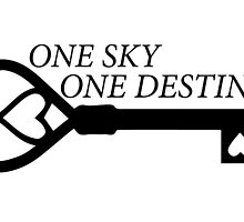 One Sky One Destiny by Simply Josh Designs