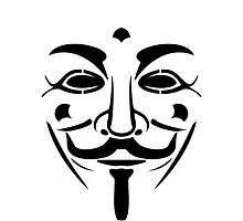 Guy Fawkes Photographic Print