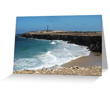 Troubridge Point Landscape Greeting Card