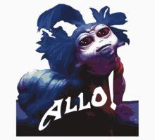 Allo! One Piece - Short Sleeve