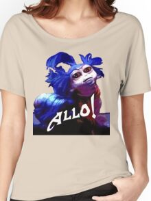 Allo! Women's Relaxed Fit T-Shirt