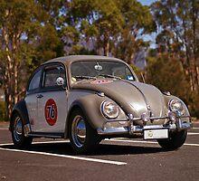 Volkswagen Type One by Brett Rogers