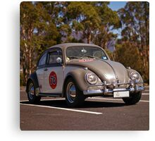 Volkswagen Type One Canvas Print