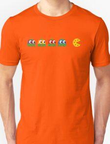 Pac-Man - Tennage Mutant Ninja Turtles Unisex T-Shirt