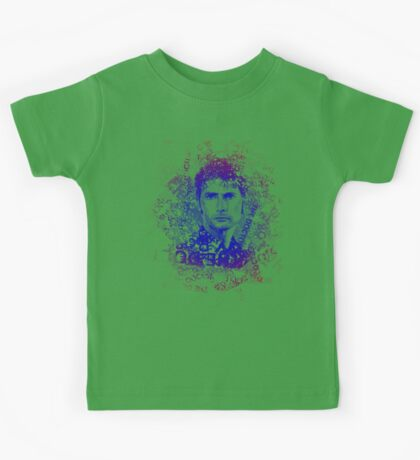 The Doctor Paradox Kids Tee