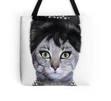 Cat Princess Tote Bag