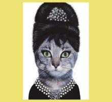 Cat Princess Baby Tee