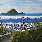 Whale Island NZ by miriamjones