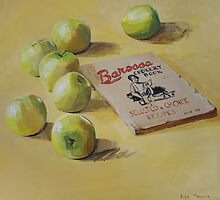 Barossa Apples by Lise Temple