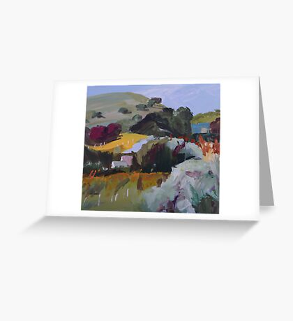 Wormwood and Vines Greeting Card