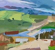 Back Road, Salters by Lise Temple