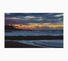 Hawaiian Sunset One Piece - Short Sleeve