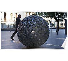 Spherical Poster