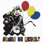 Clown or Rebel? by KISSmyBLAKarts