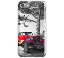 In the Shade of a Pine iPhone Case/Skin