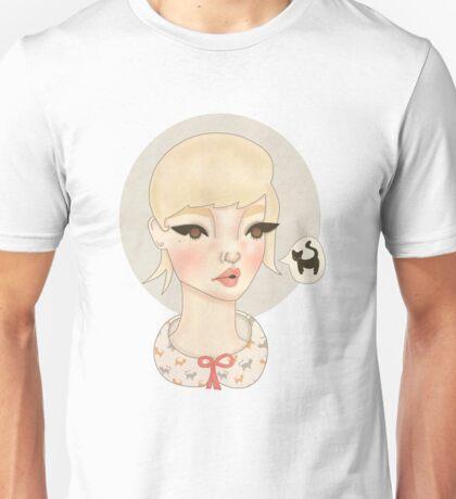 I want a Cat.  T-Shirt