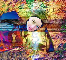 dreaming girl by paul35