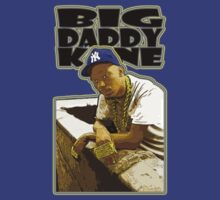 """HIP-HOP ICONS: BIG DADDY KANE"" by S DOT SLAUGHTER"