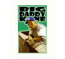 """HIP-HOP ICONS: BIG DADDY KANE"" Art Print"
