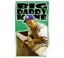 """HIP-HOP ICONS: BIG DADDY KANE"" Poster"