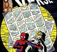 Days of Spider-Verse by chancel