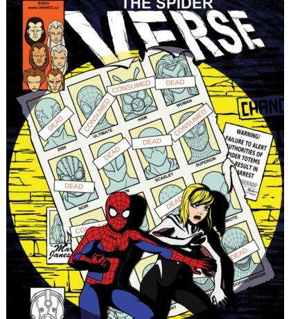 Days of Spider-Verse Sticker