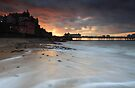A Cromer Sunset by Ursula Rodgers
