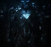 Iron Man Grunge iPhone Case by jesshartley