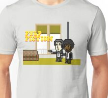 Pixel Pulp Fiction Unisex T-Shirt