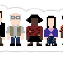 Pixel Community Sticker