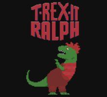 T-Rex It Ralph by jezkemp