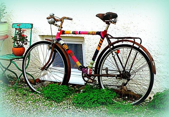 Bike Art by ©The Creative  Minds