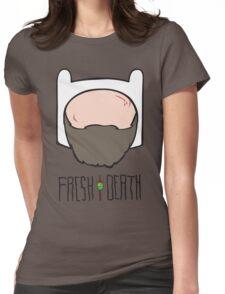 Fresh to Death Seasoned Adventurer  Womens Fitted T-Shirt