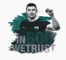 "Brian O'Driscoll | ""In BOD we trust."" by CowBeck"