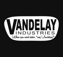 Vandelay Industries by clockworkmonkey