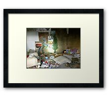 Its Christmas For EVeryBody Framed Print